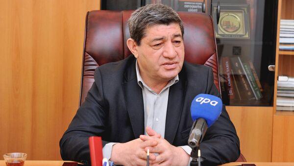 Депутат Милли Меджлиса Низами Джафаров - Sputnik Азербайджан