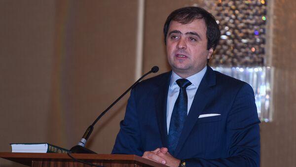 Заместитель министра экономики Азербайджана Руфат Мамедов, фото из архива - Sputnik Азербайджан