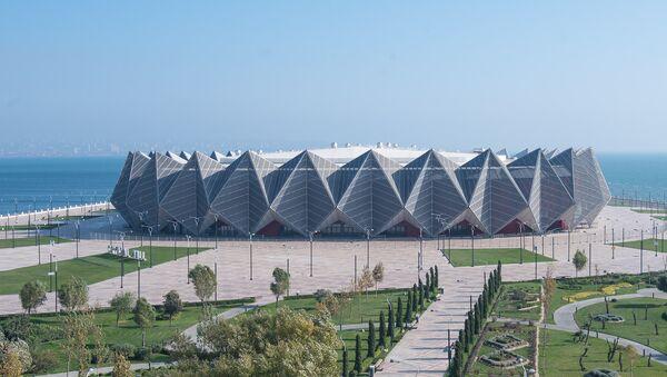 Концертный комплекс Baku Crystal Hall - Sputnik Азербайджан