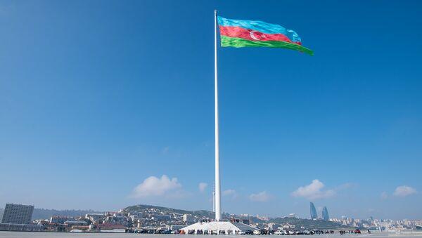 Bayraq meydanı, arxiv şəkli - Sputnik Azərbaycan