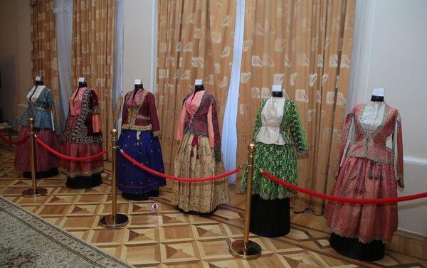 Большинство экспонатов демонстрируется впервые - Sputnik Азербайджан