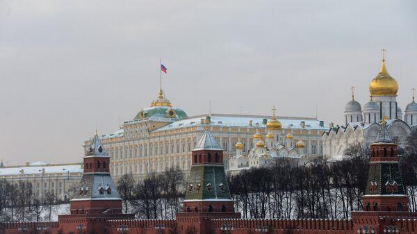 Московский Кремль - Sputnik Azərbaycan