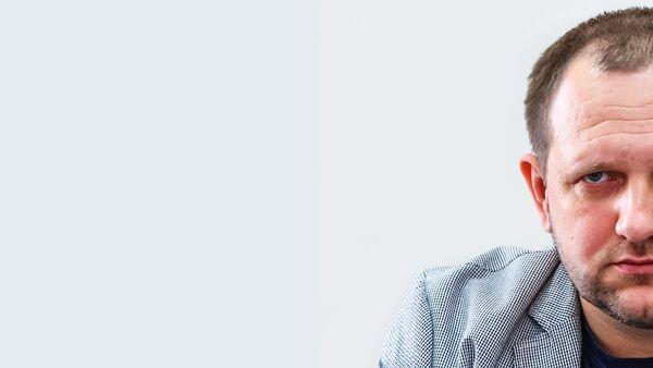 Руководитель экспертно-аналитической сети PolitRUS Виталий Арьков - Sputnik Азербайджан