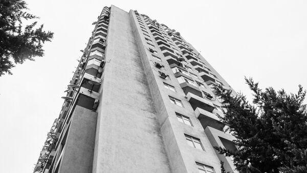 Yaşayış binası - Sputnik Azərbaycan