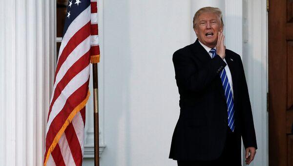 Избранный президент США Дональд Трамп, фото из архива - Sputnik Азербайджан