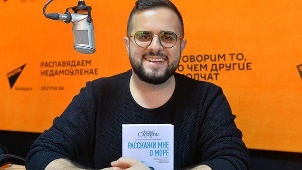 Писатель Эльчин Сафарли - Sputnik Азербайджан
