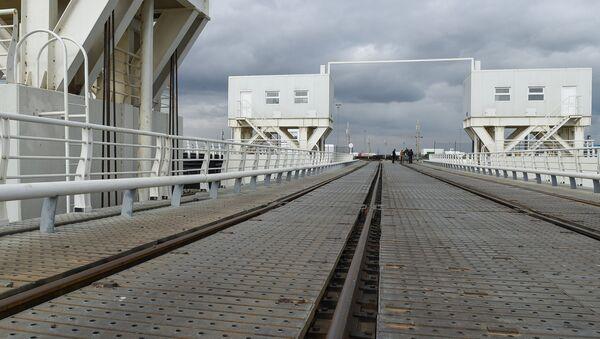 Бакинский международный морской торговый порт - Sputnik Азербайджан