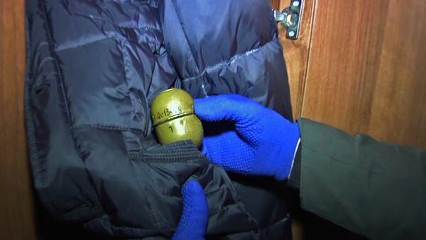 Ручная граната, фото из архива - Sputnik Азербайджан