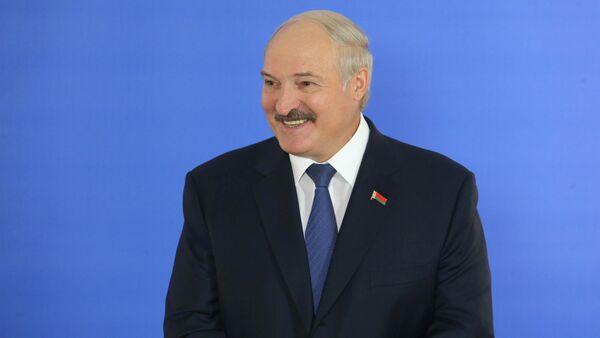 Президент Беларуси  Александр Лукашенко, фото из архива - Sputnik Азербайджан