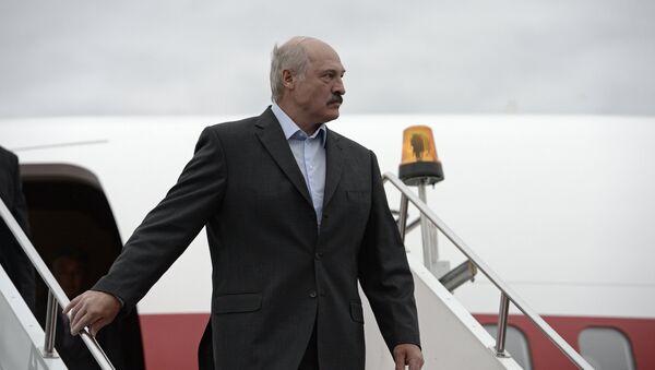 Президент Республики Белоруссия Александр Лукашенко, фото из архива - Sputnik Азербайджан
