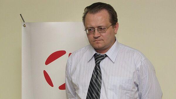 Политический эксперт Юрий Шевцов - Sputnik Азербайджан