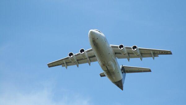 Самолет BAe 146-200 - Sputnik Азербайджан