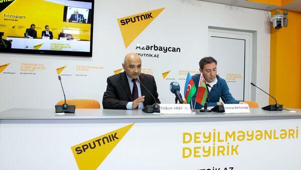 Bakı-Minsk - Sputnik Azərbaycan