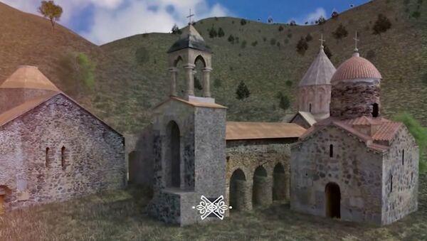 На годы назад: Виртуальное путешествие в оккупированный Кельбаджар - Sputnik Азербайджан