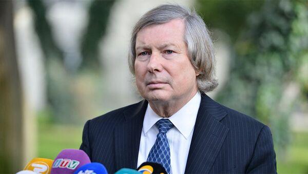 Американский сопредседатель Минской группы ОБСЕ Джеймс Уорлик, фото из архива - Sputnik Азербайджан