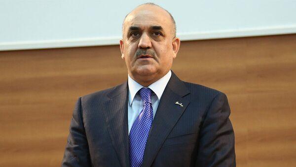 Министр труда и соцзащиты населения Азербайджана Салим Муслимов - Sputnik Азербайджан
