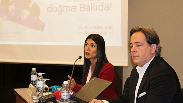 Nigar Arpadarai və Bülent Özərdim - Sputnik Azərbaycan