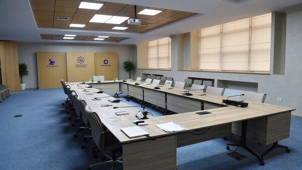 Региональный дата-центр и Международный коммутационный центр Министерства связи и информационных технологий АР - Sputnik Азербайджан