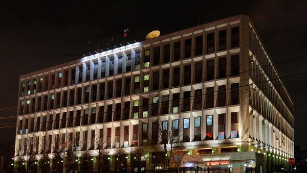 Здание Министерства внутренних дел РФ, фото из архива - Sputnik Азербайджан