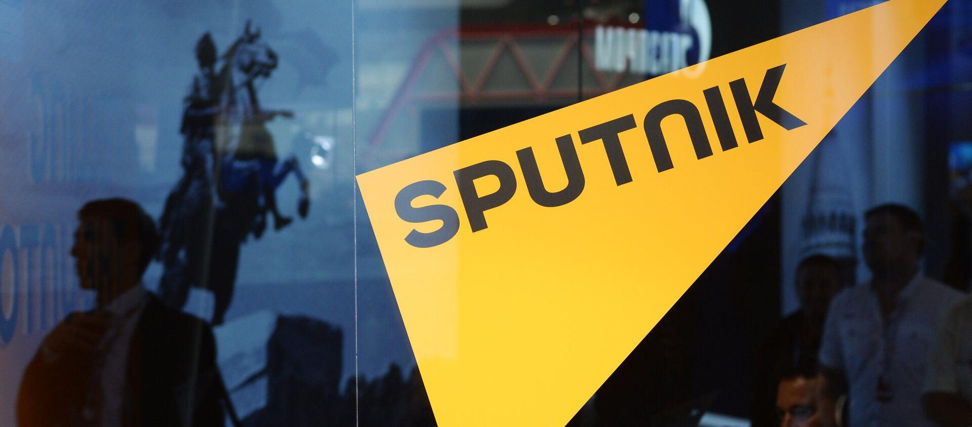 Логотип информационного агентства и радио Sputnik - Sputnik Азербайджан, 1920, 14.01.2019
