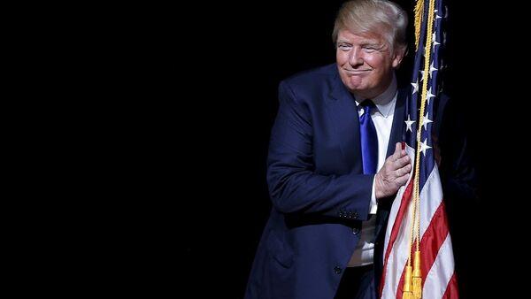 Избранный президент США Дональд Трамп - Sputnik Азербайджан