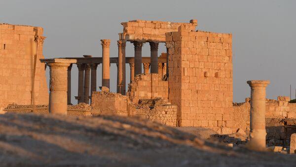 Древняя Пальмира, фото из архива - Sputnik Азербайджан