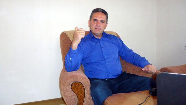 Эльчин Азизов - Sputnik Азербайджан