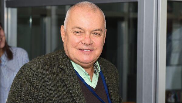 Генеральный директор международного информационного агентства Россия сегодня Дмитрий Киселев - Sputnik Азербайджан
