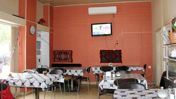 Пустующее кафе, архивное фото - Sputnik Азербайджан