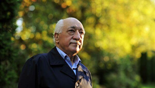 Исламский проповедник Фетхуллах Гюлен, 24 сентября 2013 года - Sputnik Азербайджан