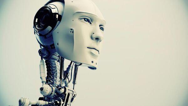 Robot, arxiv şəkli - Sputnik Azərbaycan