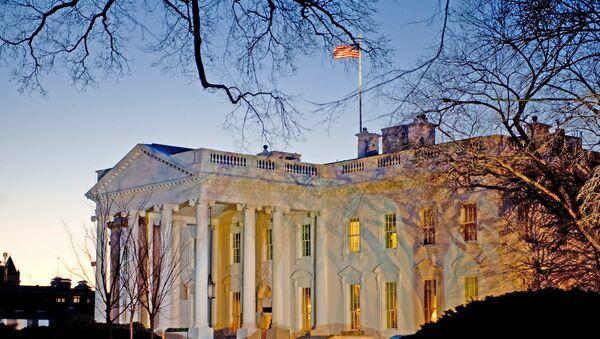 Белый дом, Вашингтон - Sputnik Азербайджан