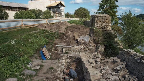 Arxeoloji qazıntılar, arxiv şəkli - Sputnik Azərbaycan