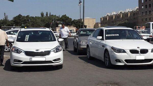 Учебные автомобили, архивное фото - Sputnik Азербайджан