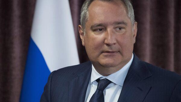 Заместитель председателя правительства РФ Дмитрий Рогозин, фото из архива - Sputnik Азербайджан