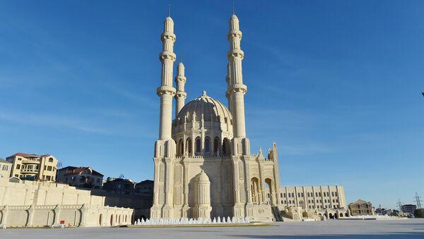 Мечеть Гейдар в Баку - Sputnik Азербайджан