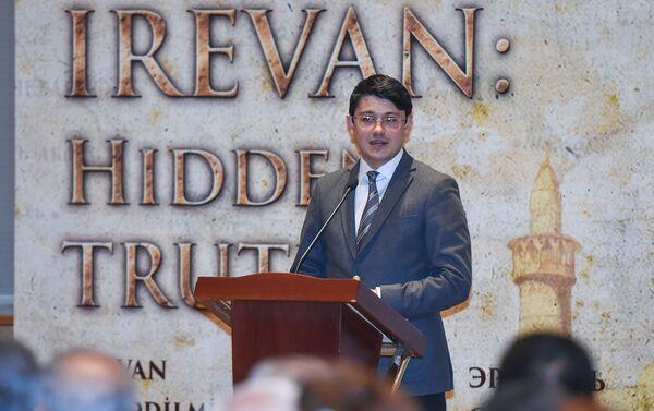 Выступление депутата Милли Меджлиса Фуад Мурадов - Sputnik Азербайджан