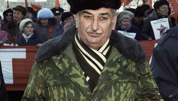 Yevgeni Cuqaşvili, arxiv şəkli - Sputnik Azərbaycan