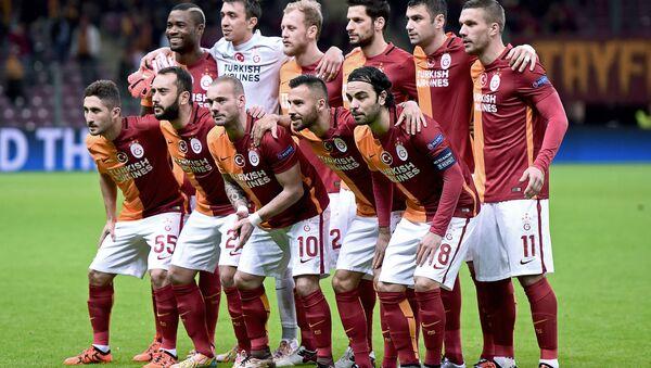 Qalatasaray futbol komandası - Sputnik Azərbaycan