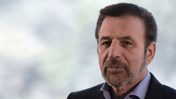 Министр связи и информационных технологий Ирана Махмуд Ваези, фото из архива - Sputnik Азербайджан