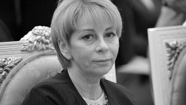 Доктор Лиза, фото из архива - Sputnik Азербайджан
