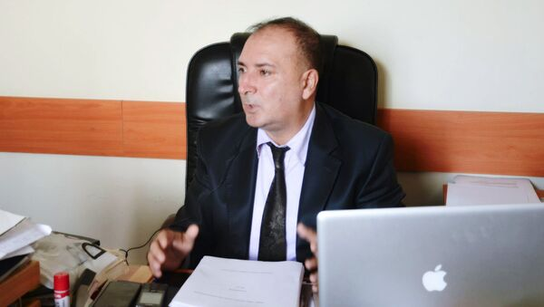 Varis Yolçuyev - Sputnik Азербайджан