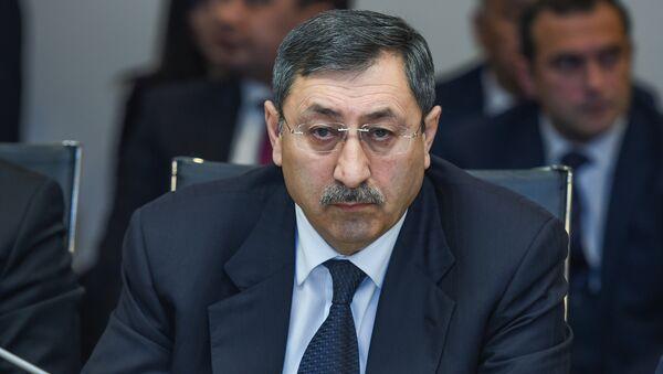 Заместитель министра иностранных дел Азербайджана Халаф Халафов - Sputnik Азербайджан