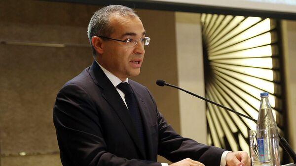 Министр образования Микаил Джаббаров, архивное фото - Sputnik Азербайджан