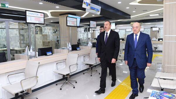 В Баку начал работу Центр ASAN Kommunal - Sputnik Азербайджан