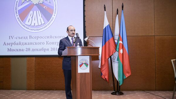 Заведующий отделом по общественно-политическим вопросам Администрации президента Али Гасанов - Sputnik Азербайджан