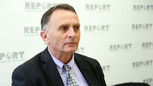 Чрезвычайный и Полномочный Посол государства Израиль в Азербайджане Дан Став, фото из архива - Sputnik Азербайджан