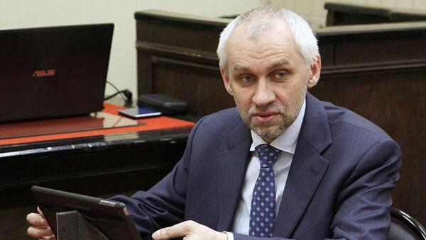 Российский эксперт Владимир Шаповалов - Sputnik Азербайджан