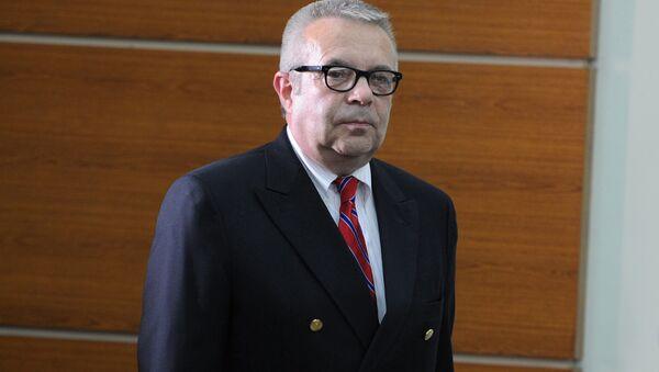 Ричард Хогланд, фото из архива - Sputnik Azərbaycan
