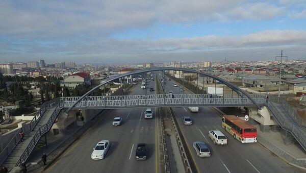 Yerüstü keçid - Sputnik Azərbaycan